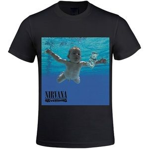 Nirvana Nevermind Shirt Nirvana Tshirt